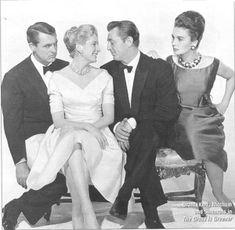 The Grass Is Greener with Cary Grant, Deborah Kerr, Robert Mitchum, Jean Simmons