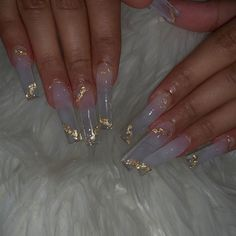 Purple Acrylic Nails, Square Acrylic Nails, Best Acrylic Nails, Gorgeous Nails, Pretty Nails, Milky Nails, Nail Lab, Nails Now, Glow Nails