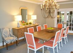 Magnolia Dining Room: Before and After — LW