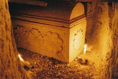 A Crucified King and Mysterious Bones: Whose Remains Were Hidden in the Abba Cave?