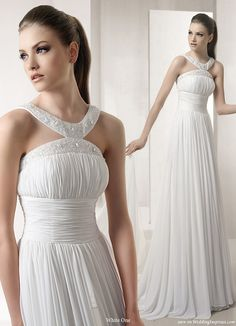 White One Bridal Collection 2010