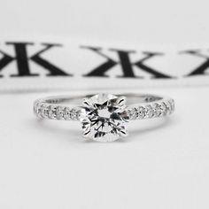 #diamondengagementring