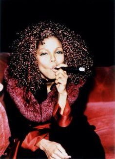 Janet Jackson - Ellen Von Unwerth, 1997 -The Velvet Rope Jo Jackson, Jackson Family, Michael Jackson, Jackson Music, Shakira, Janet Jackson Velvet Rope, The Velvet Rope, Cigars And Women, Cigar Girl