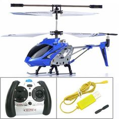 Syma S107/S107G R/C Helicopter – Blue   Your #1 Source for Toys and Games