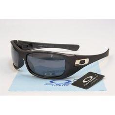 Discount Oakley Hijinx Sunglasses matte black frames black lens