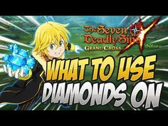 The Seven Deadly Sins – Use Cheats to Dominate Each Battle Netflix Anime, Grand Cross, Ultimate Games, Different Games, The Seven, Seven Deadly Sins, Cheating, Really Cool Stuff, Fictional Characters