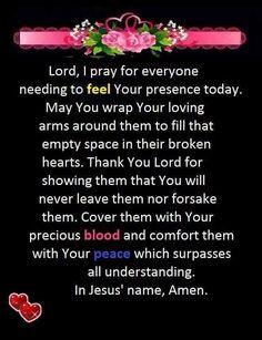 Lord I pray for everyone. Prayer Verses, Faith Prayer, God Prayer, Prayer Quotes, Power Of Prayer, Blessed Quotes, Bible Verses, Bible Quotes, Prayer Box