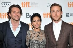 THE PLACE BEYOND THE PINES cast