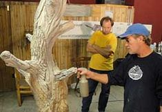 How to Build a Concrete Tree in 7 Steps   Become a Concrete Artist