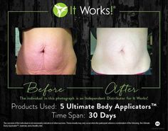 The Ultimate Body Applicator is a non-woven cloth wrap that has been infused with a powerful, botanically-based formula to deliver maximum tightening, toning, and firming results where applied to the skin. It Works Distributor, Independent Distributor, Skin Care Regimen, Skin Care Tips, It Works Wraps, Skin Tightening Mask, It Works Global, Ultimate Body Applicator, Product Tester