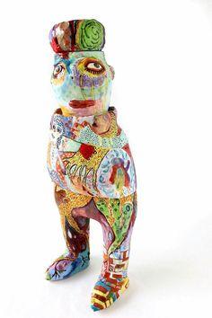 Porcelain Clay, Lion Sculpture, Statue, Art, Art Background, Kunst, Sculpture, Sculptures, Art Education
