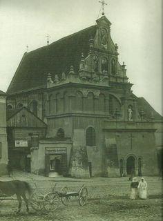 ul. Świętoduska. Jewish History, My Kind Of Town, Poland, Taj Mahal, Ul, Louvre, Ancestry, Building, Travel
