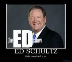 Ed schultz and chris mathews suck obama