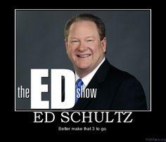 Ed schultz and chris mathews suck obama