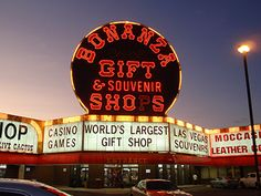 we have to go here!!!! Las Vegas Souvenirs (Bonanza Gift Shop)