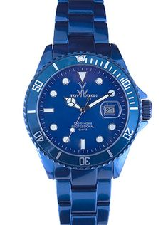 SAPPHIRE electric blue :: Blue Watch