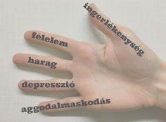 Csak az ujjaidat kell használni, hogy nyugalomba kerülj.