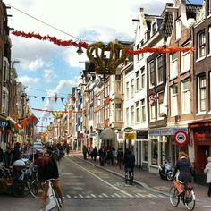 Haarlemmerstraat shopping district
