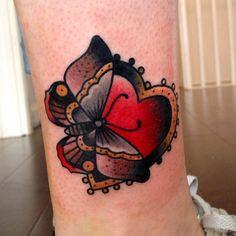 .@cassandra_frances | moth tattoo