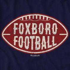 Foxboro Football T-Shirt