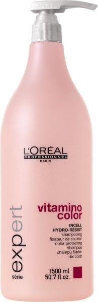 Loreal Serie Expert Vitamino Color Shampoo 1500ml - günstig bei Friseurzubehör24.de // Sie interessieren sich für dieses Produkt