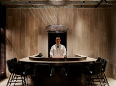 Best Japanese Restaurants in Melbourne 2020 Japanese Restaurant Interior, Japan Interior, Architecture Restaurant, Restaurant Concept, Cafe Restaurant, Japanese Bar, Asian Bistro, Luxury Bar, Asian Restaurants