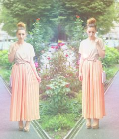 Dreamy palazzo pants  (by Ana K. Psycho Couture) http://lookbook.nu/look/3601693-Dreamy-palazzo-pants