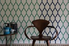 Farrow & Ball's Striking New Wallpapers
