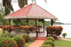 Guyana, Baganara Resort,