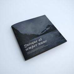 """Popatrz na mój projekt w @Behance: """"Brochure"""" https://www.behance.net/gallery/68039981/Brochure"""