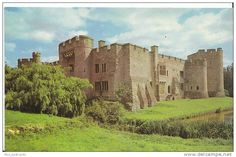 Allington Castle, Maidstone, England