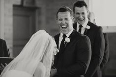 If you're writing your own vows, you probably feel pressured. Take a break from creating top-notch, Pulitzer-prize vows and enjoy these funny wedding vows.