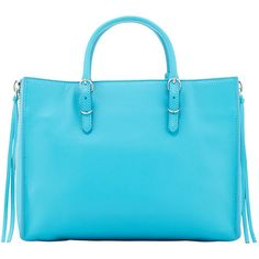 Balenciaga Papier A6 Zip Around Tote Bag (10.215 DKK) ❤ liked on Polyvore featuring bags, handbags, tote bags, balenciaga, purses, leather purse, genuine leather handbags, baggallini expandable tote, blue handbags and blue tote