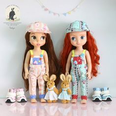 Paino Style. Doll clothes for Disney by RabbitinthemoonThai