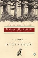 Travels With Charley by John Steinbeck #Nashuareads 2004