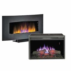 Selected Fireplaces