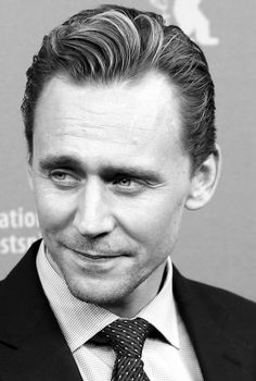 Tom Hiddleston at the The Night Manager premiere during The Berlinale Festival on Feb. 18, 2016 in Berlin, Germany. (Edit by Tom Hiddleston Page)