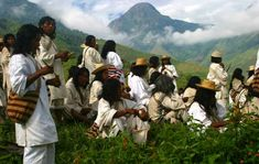 The Arhuaco (or Ika), Wiwa, Kogi, and Kankuamo of the Sierra Nevada de Santa Marta in northern Colombia