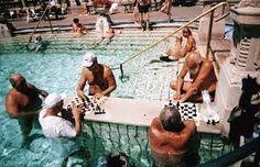 swimmingpool budapest chess - Google Search