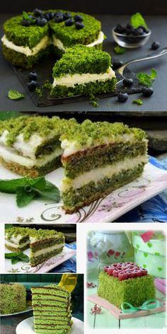 Sweets Recipes, Cake Recipes, Desserts, Raw Cake, Tasty, Yummy Food, Yummy Cakes, Food Photography, Bakery