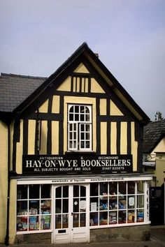 Hay-on-Wye: el reino independiente de la literatura y otras villas del libro