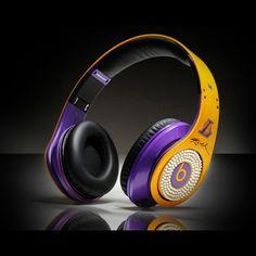 Laker BEATS headphones