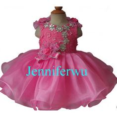 e38db88d82caa babydoll pageant dresses for toddlers | glitz pageant dresses for ...