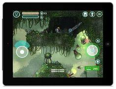 Capsized+ dla iPada - kosmiczna przygodówka w starym, dobrym stylu.