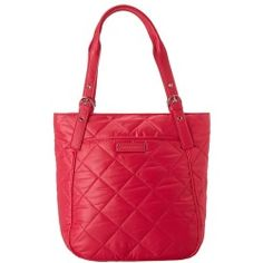 Sales Vera Bradley - Puffy Tote (Geranium) - Bags and Luggage new - Zappos is proud to offer the Vera Bradley - Puffy Tote (Geranium) - Bags and Luggage: Stay organized with this fashionable and functional perfectly puffy Vera Bradley tote.