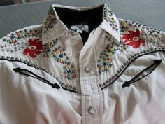 Image result for western shirt