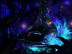 planet+pandora | Art inspired by James Cameron's Avatar | rl Creative