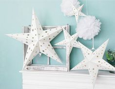 4 Size Hanging Decor set White Paper Star Lantern Baby Shower Wedding Birthday Party Supplies Decorations Please check delivery date! ------------- Specifications Item Description Paper Lantern With lantern Matching Size Party Star shape Paper Decor : Paper Star Lanterns, Paper Stars, Star Shape, White Paper, Paper Decorations, Party Supplies, Birthday Parties, Baby Shower, Shapes