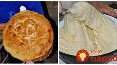Chorvátsky chlieb bez miesenia: Jednoduchý recept na výrobný a rýchly chlebík, ktorý som si priniesla z dovolenky!