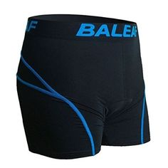 cool Baleaf Men's 3D Padded Bicycle Cycling Colored Underwear Shorts - For Sale Check more at http://shipperscentral.com/wp/product/baleaf-mens-3d-padded-bicycle-cycling-colored-underwear-shorts-for-sale/